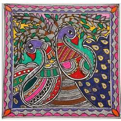 Madhubani Painting 3 size - 14x19In - 14x19