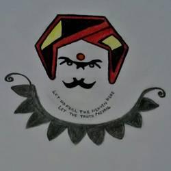 Mahakavi Bharathiyar  size - 8.2x11.4In - 8.2x11.4