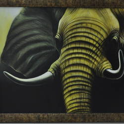 THE MAMMOTH size - 30x24In - 30x24