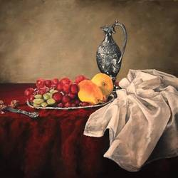 still life  size - 15x11In - 15x11