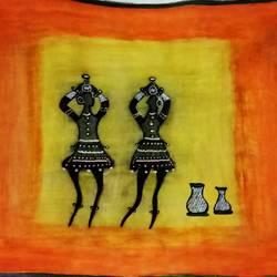African Tribal Women size - 10.8x13.6In - 10.8x13.6