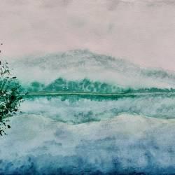 Lake Tapola size - 11.7x8.3In - 11.7x8.3