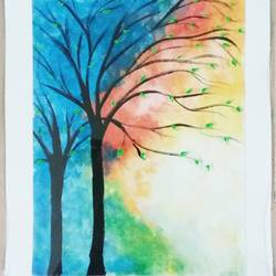 Spring size - 8x10In - 8x10
