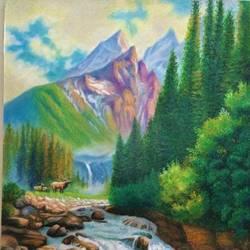 Landscape size - 18x24In - 18x24