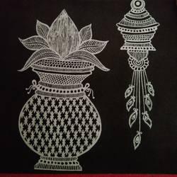 Kalsha_shagun size - 6x6In - 6x6