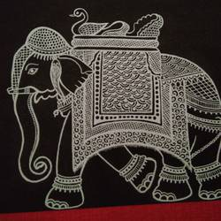 The elephant  size - 8x6In - 8x6
