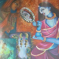 womens makeup size - 30x40In - 30x40