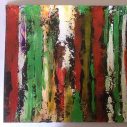Abstract design size - 16x11.5In - 16x11.5