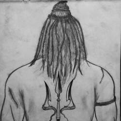 Shiva size - 11x13In - 11x13