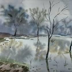 Landscape size - 12x9In - 12x9