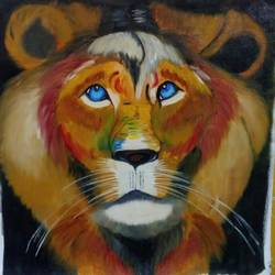 King of kings size - 12x14In - 12x14