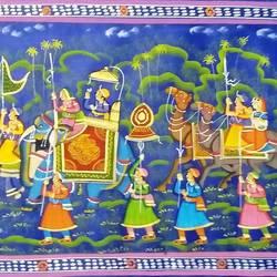 kishangarh shelly 05 size - 18x14In - 18x14