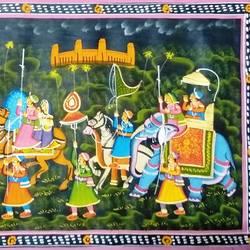 kishangarh shelly 06 size - 18x14In - 18x14