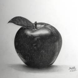 apple size - 14x17In - 14x17