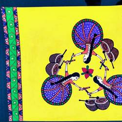 Dandiya Aryani design size - 18x12In - 18x12