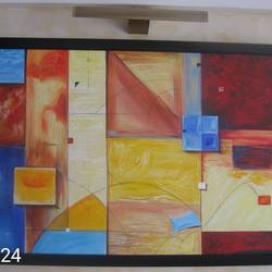Colours size - 34x24In - 34x24