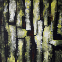 Abstract_P234 size - 34x46In - 34x46