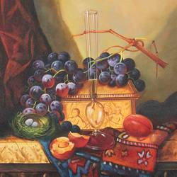 Beautiful Still life size - 24x36In - 24x36