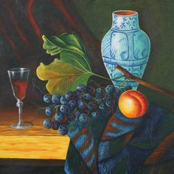 Beautiful Still life 2 size - 24x36In - 24x36
