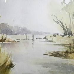 Scenic Landscape size - 5x3In - 5x3