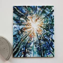 Ray of hope  size - 8x10In - 8x10