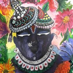 Srinathji size - 14x16In - 14x16