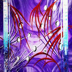 Abstract0027 size - 36x24In - 36x24