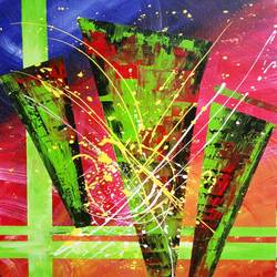 Abstract0029 size - 20x30In - 20x30