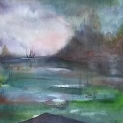 Landscape size - 12x8In - 12x8