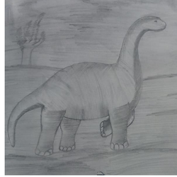 Dino size - 16.5x11.7In - 16.5x11.7