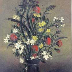 Flower Vase size - 22x26In - 22x26