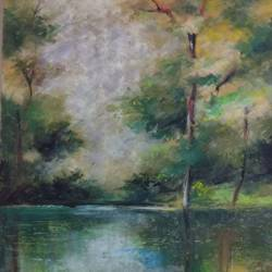 Landscape  size - 18x24   In - 18x24