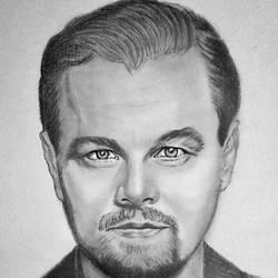Leonardo Wilhelm DiCaprio  size - 7.5x10In - 7.5x10