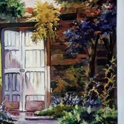 The Door of hope size - 11x18In - 11x18