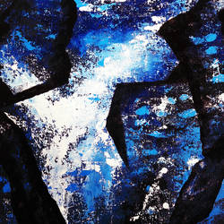 Abstract Art - SA_11 size - 18x24In - 18x24