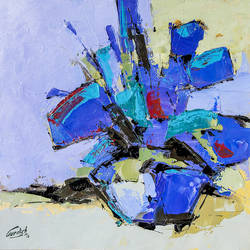 Grace of God size - 18x18In - 18x18