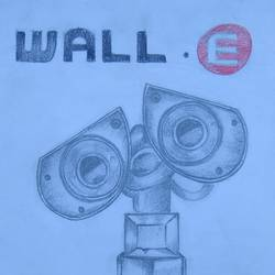 WALL_E size - 8.27x11.69In - 8.27x11.69
