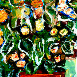 STILL-LIFE-14 size - 12x10In - 12x10