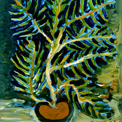 STILL-LIFE-15 size - 12x10In - 12x10