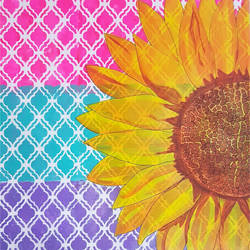 Sunflower  size - 20x30In - 20x30