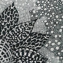 Black and white size - 8x11In - 8x11