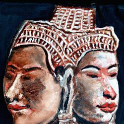 LORD BUDDHA-2 size - 12x15In - 12x15