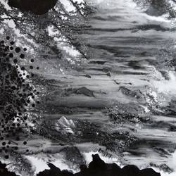 Flowing Water size - 25x18In - 25x18
