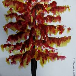 Tree of Duars-12 size - 8.2x11.6In - 8.2x11.6