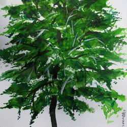 Tree of Duars-19 size - 8.2x11.6In - 8.2x11.6