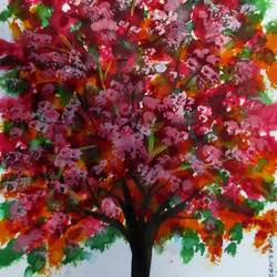 Tree of Duars-23 size - 8.2x11.6In - 8.2x11.6