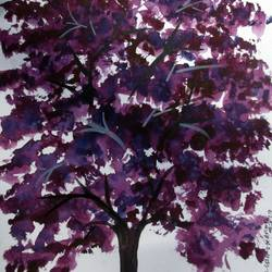 Tree of Duars-25 size - 8.2x11.6In - 8.2x11.6
