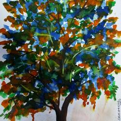 Tree of Duars-30 size - 8.2x11.6In - 8.2x11.6