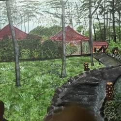 Resort size - 24x18In - 24x18