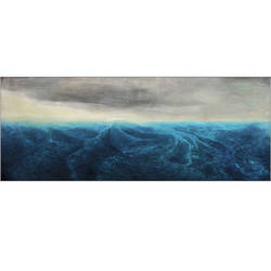 sea size - 60x24In - 60x24